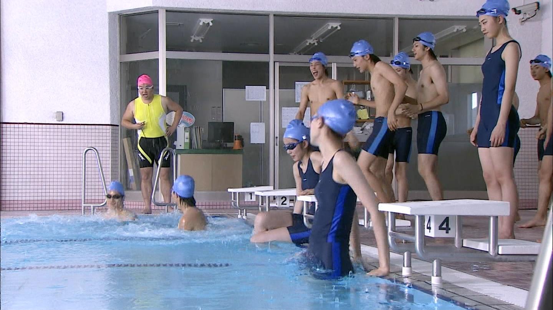 スパッツ型スクール水着・競泳水着フェチYouTube動画>13本 ->画像>519枚